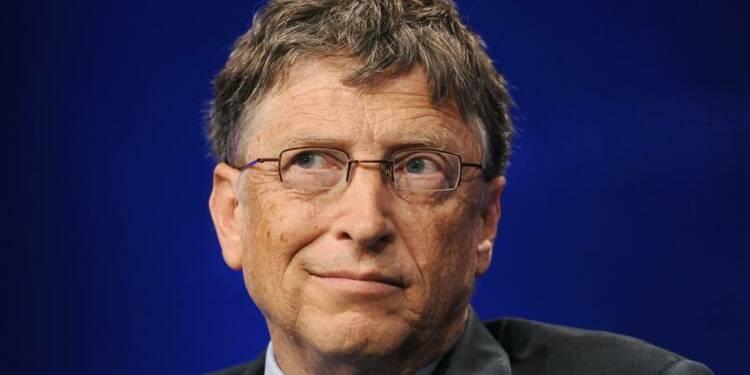 Trois grands actionnaires de Microsoft pour le départ de Gates