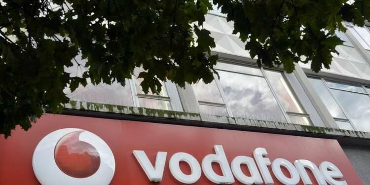 Vodafone prévoit une baisse de ses résultats en 2014-2015