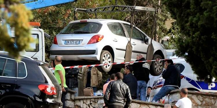 Un homme abattu au volant de sa voiture à Marseille
