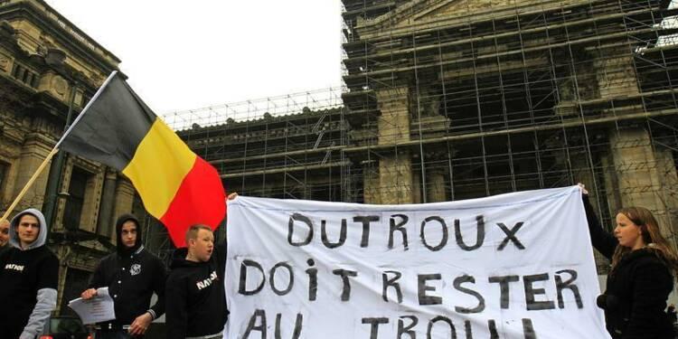 La mère de Marc Dutroux contre la libération de son fils