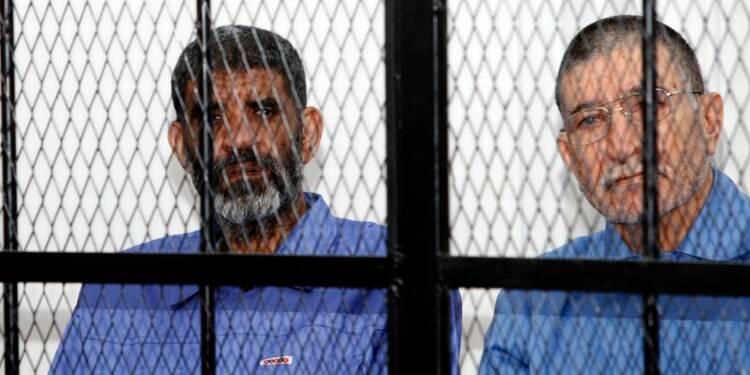 Procès de caciques de l'ère Kadhafi, en l'absence des fils
