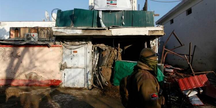 Attentat suicide contre un restaurant de Kaboul, 21 morts