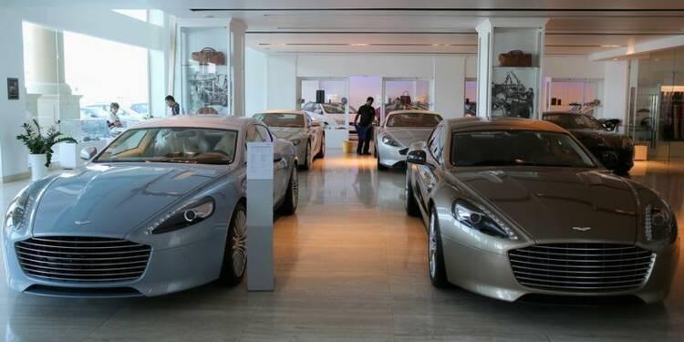 Aston Martin rappelle 17.590 voitures après avoir découvert une contrefaçon