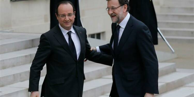 Hollande estime la garantie des dépôts comme un principe absolu
