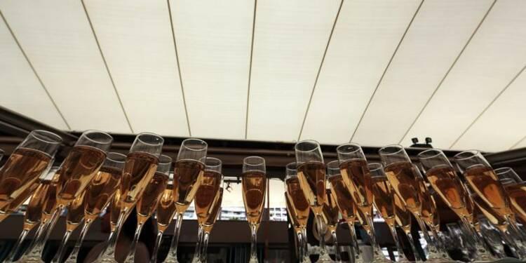 La Champagne espère une récolte en hausse de 56%