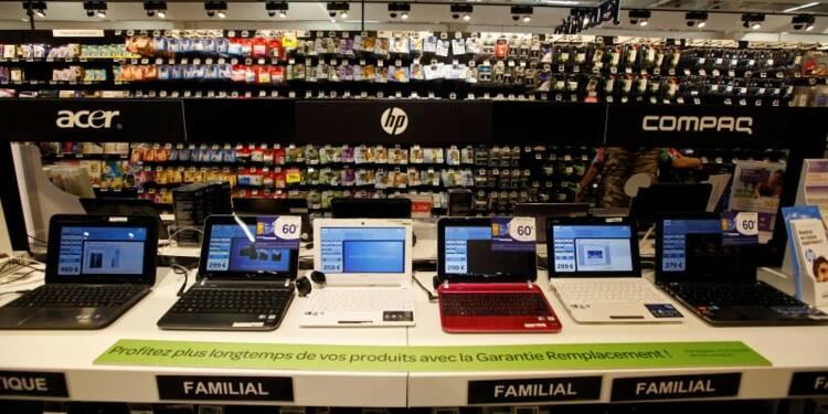Huitième trimestre de baisse du marché mondial du PC