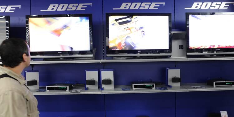 Dans le son, le boss, c'est Bose