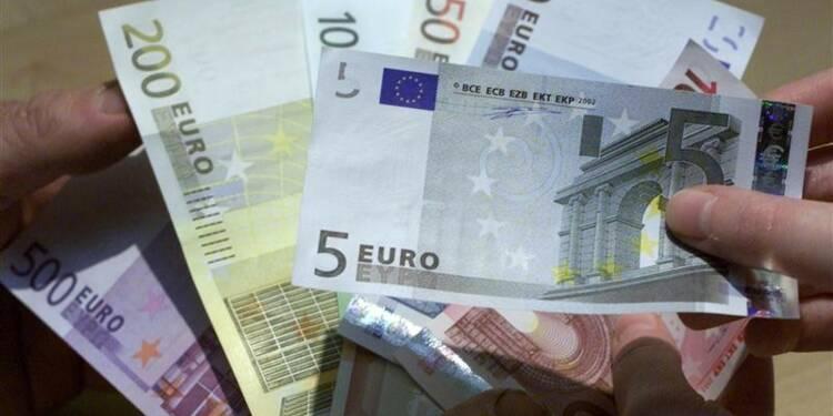 La BCE revoit ses prévisions d'inflation en zone euro en baisse