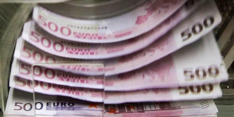 Les crédits aux entreprises ont stagné à fin mars en France