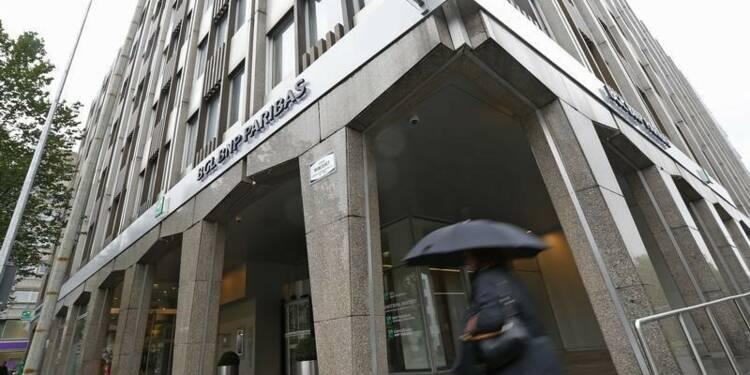 Michel Sapin note des progrès dans le dossier BNP Paribas