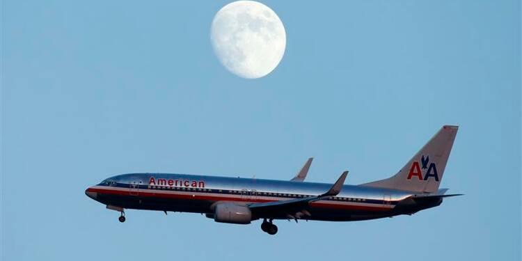 American Airlines en perte au 4e trimestre