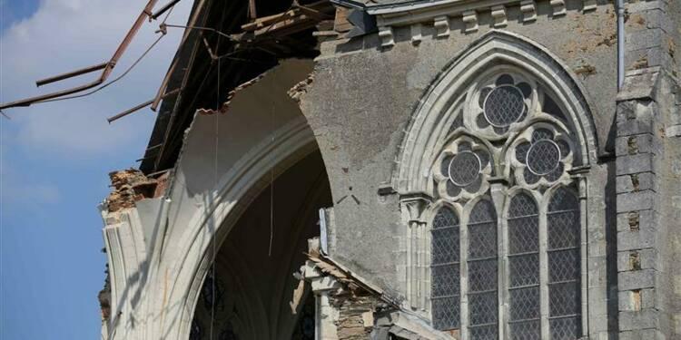 Les églises trop chères à entretenir en sursis