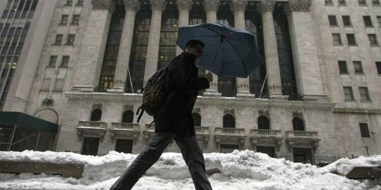 Wall Street ouvre en repli avant le compte-rendu de la Fed