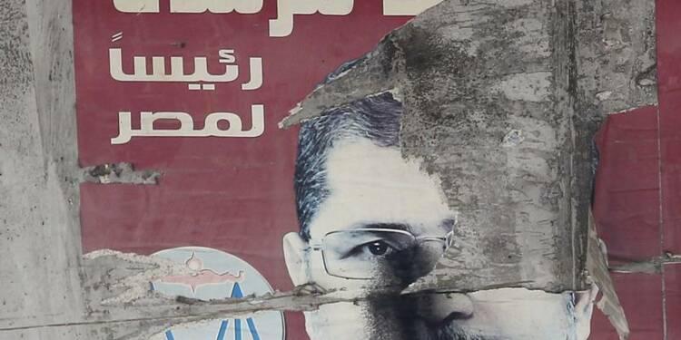 Un troisième procès pour Mohamed Morsi en Egypte