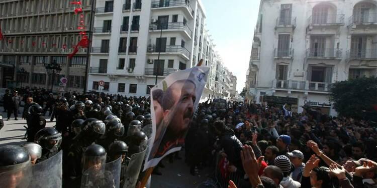 Un dirigeant de l'opposition laïque abattu en Tunisie