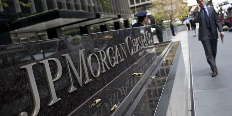 JPMorgan supprimera jusqu'à 4.000 emplois en 2013