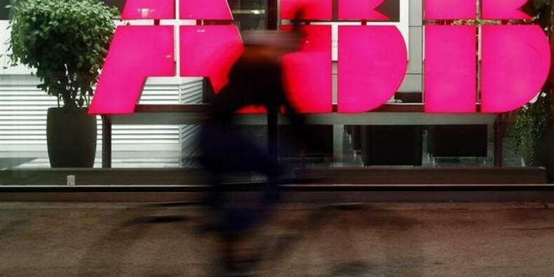 ABB abaisse ses prévisions de croissance sur le moyen terme