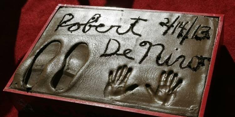 Robert De Niro s'imprime dans la mémoire d'Hollywood