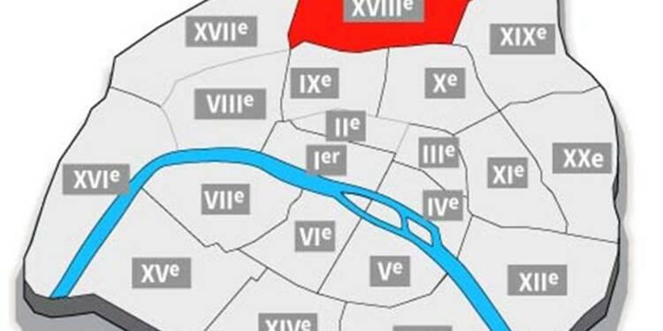 Un jeune homme tué à l'arme blanche dans le nord de Paris