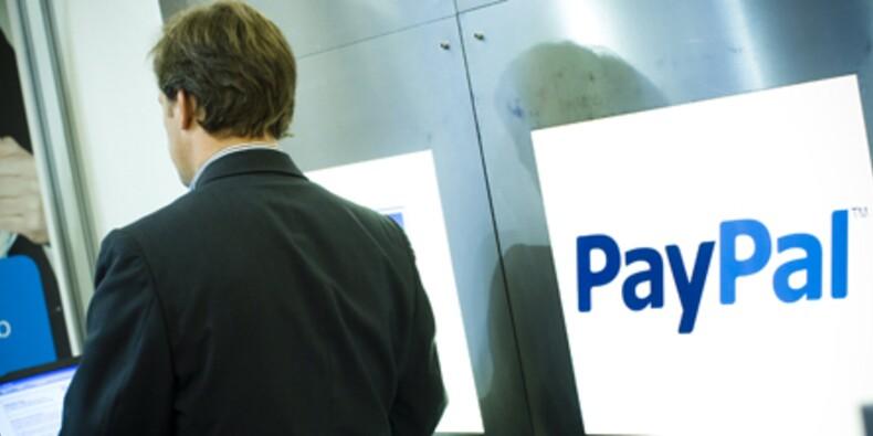 PayPal pousse ses clients à la dépense