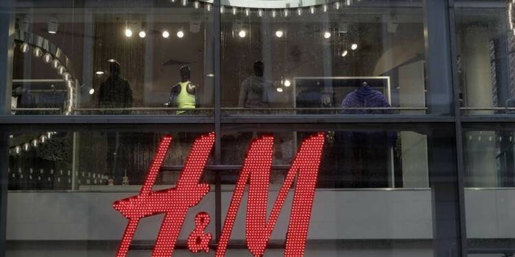 H&M fait moins bien que prévu au 1er trimestre