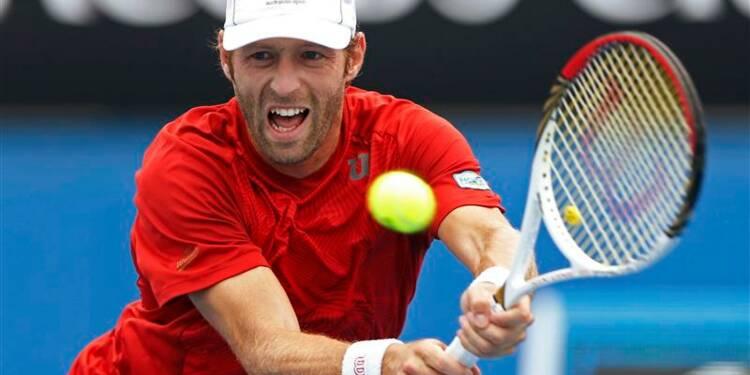 Open d'Australie: Tsonga et Robert en 8es, Nadal balaie Monfils