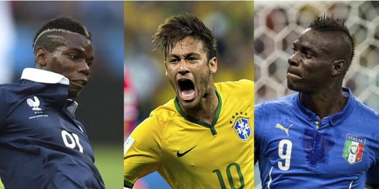 Mondial : ces stars montantes du foot qui valent de l'or