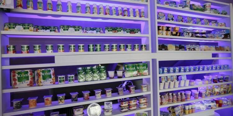 Danone et Starbucks s'allient dans le yaourt aux Etats-Unis