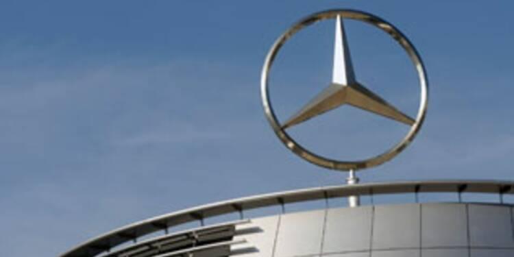 Le grand retour de Mercedes