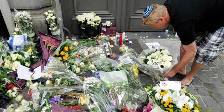 La police belge recherche l'auteur de la tuerie du Musée juif