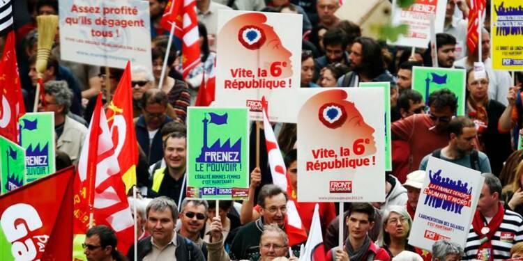 Des milliers de manifestants à Paris contre l'austérité