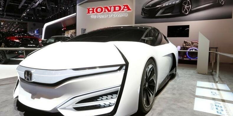 Honda a plus que doublé son résultat au 4e trimestre
