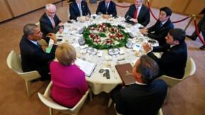 Ukraine: le G7 n'exclut pas de nouvelles sanctions contre Moscou