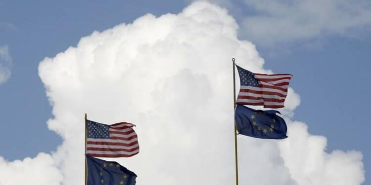 Hollande conditionne l'ouverture des pourparlers UE-Etats-Unis