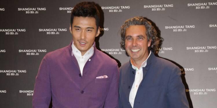 Le PDG français de Shanghai Tang réconcilie le luxe et le made in China