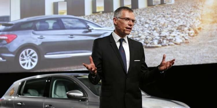 Tavares annoncerait une nouvelle voiture pour Poissy début 2015