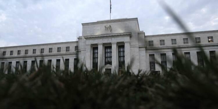 La Fed devrait réduire encore ses rachats d'actifs en janvier