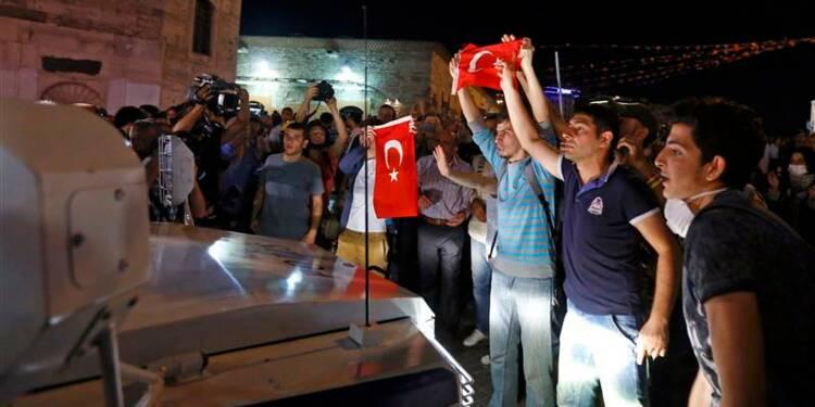 Nouvelles manifestations à Istanbul et Ankara