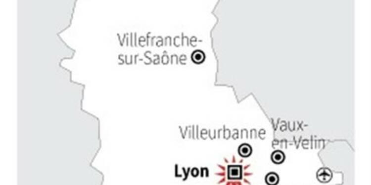 Des Roms campent devant un tribunal de Lyon