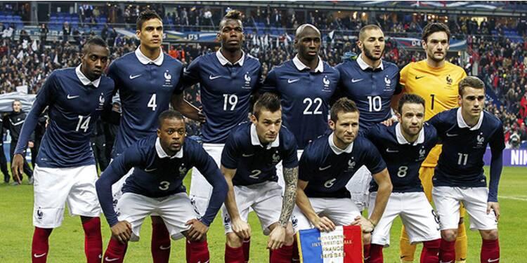 Mondial 2014 : les Bleus sont toujours chers