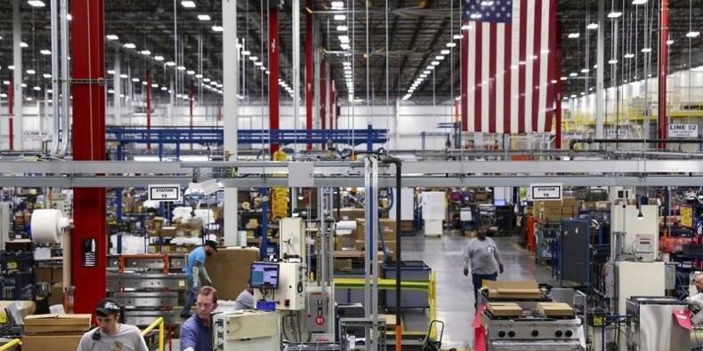 L'industrie américaine s'est accélérée en mai