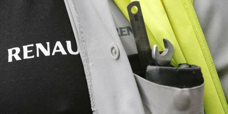 Renault officialise son accord de compétitivité en France