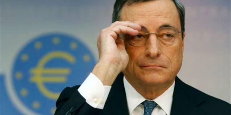 La BCE prévoit une inflation faible pendant une période prolongée