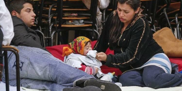 Le préfet du Rhône se résout à reloger les Roms expulsés
