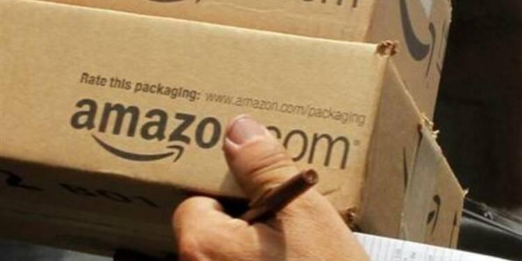 Amazon annonce 5.000 embauches à temps plein aux Etats-Unis