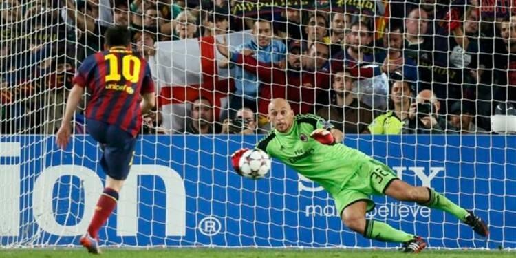 Ligue des champions: le Barça et l'Atletico en huitièmes