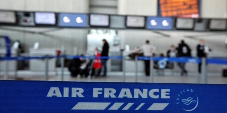 Air France-KLM pourrait annuler des vols du 3 au 30 mai