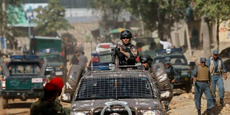 Attaque du palais présidentiel à Kaboul, tous les taliban tués