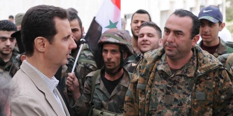 La présidentielle syrienne fixée au 3 juin