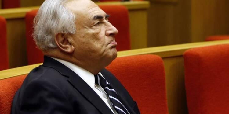 """DSK """"pivot central"""" dans l'affaire Carlton pour les juges"""